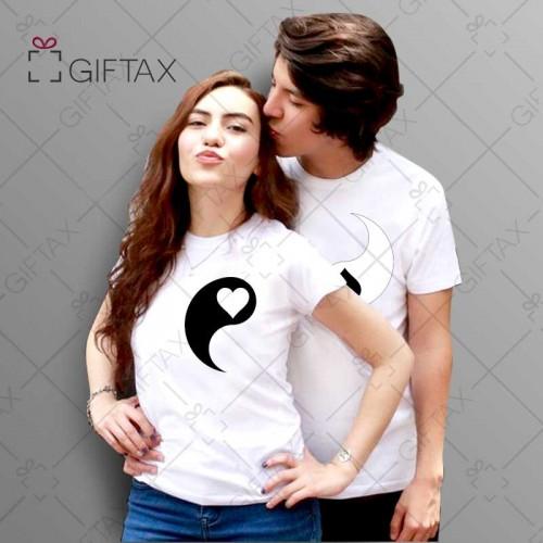 طرح فانتزی مفهومی عاشقانه ماه قلب طرح شماره 126