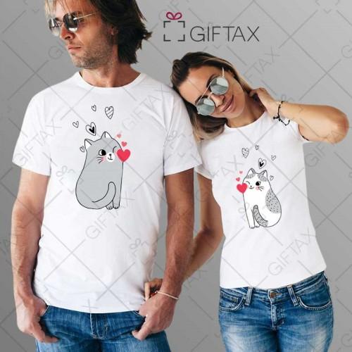 طرح فانتزی مفهومی عاشقانه عشق گربه طرح شماره 130
